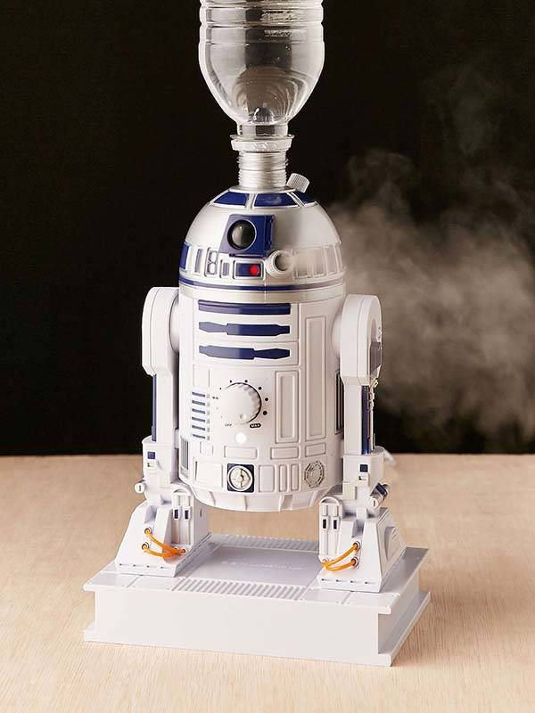 R2D2 Ultrasonic Humidifier, Star Wars Humidifier