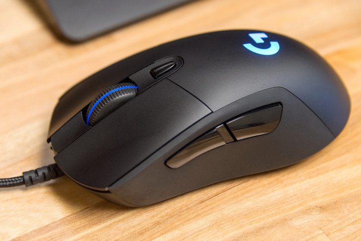 Logitech G403 Prodigy Gaming Mouse Line