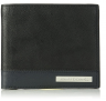 41% off!  Armani Exchange Bicolor Saffiano Wallet $40.70